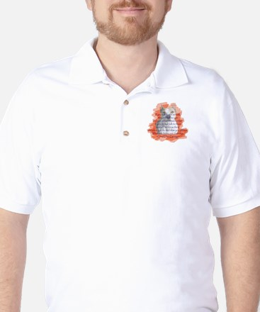 Chief - Red Golf Shirt