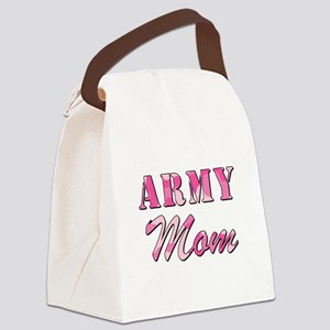 ARMY MOM Canvas Lunch Bag