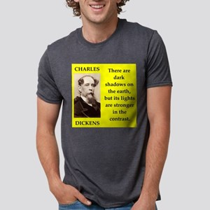 Charles dickens quote T-Shirt