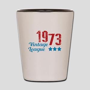 1973 Vintage League Shot Glass