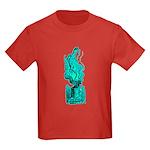 Flying Bill Kids Dark T-Shirt