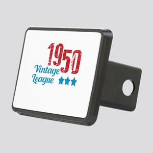 1950 Vintage League Rectangular Hitch Cover