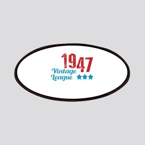 1947 Vintage League Patch