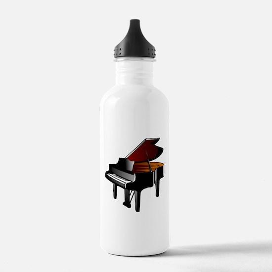Unique Piano Water Bottle
