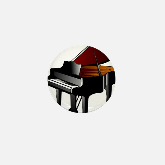 Unique Piano Mini Button