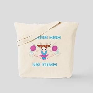 CHEER MOM ONE Tote Bag