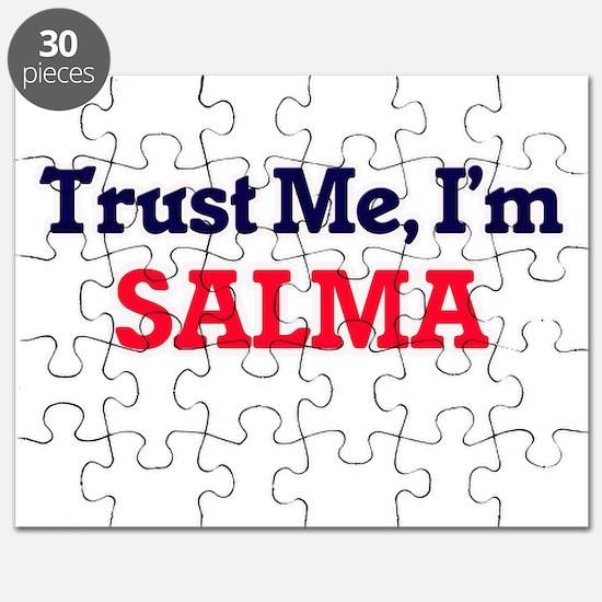 Trust Me, I'm Salma Puzzle