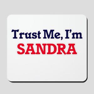 Trust Me, I'm Sandra Mousepad