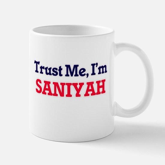 Trust Me, I'm Saniyah Mugs