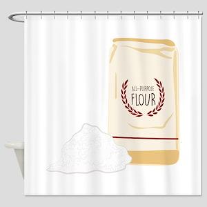 All-Purpose Flour Shower Curtain