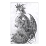Water Dragon Postcards (Package of 8)