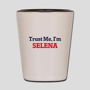 Trust Me, I'm Selena Shot Glass