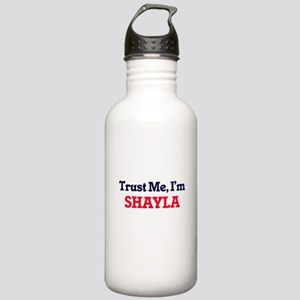 Trust Me, I'm Shayla Stainless Water Bottle 1.0L