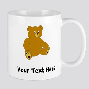 Cartoon Bear (Custom) Mugs