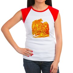 Alice & Dodo Women's Cap Sleeve T-Shirt