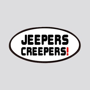 JEEPERS CREEPERS! Patch