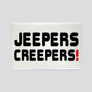 JEEPERS CREEPERS! Magnets