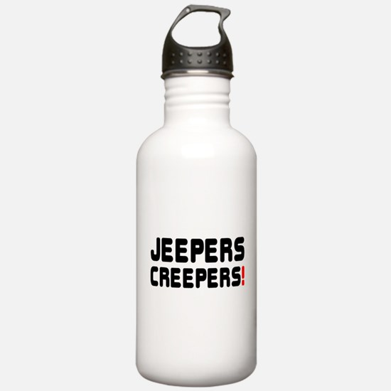 JEEPERS CREEPERS! Water Bottle