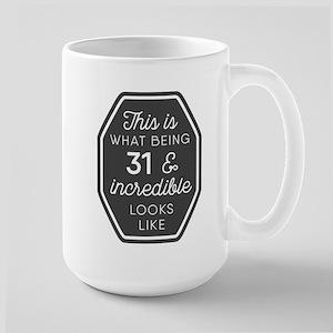 Being 31 and Incredible Mugs