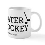No Water No Hockey Mugs