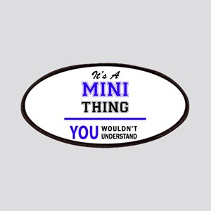 It's MINI thing, you wouldn't understand Patch