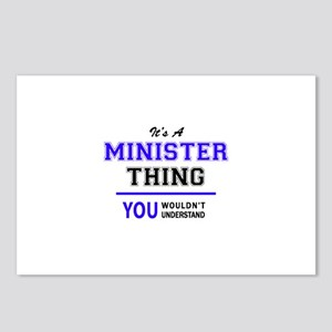 It's MINISTER thing, you Postcards (Package of 8)