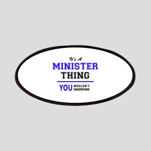 It's MINISTER thing, you wouldn't understand Patch
