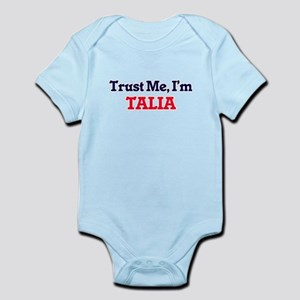 Trust Me, I'm Talia Body Suit