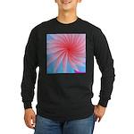 Passionately Pink! Long Sleeve Dark T-Shirt