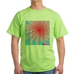 Passionately Pink! Green T-Shirt