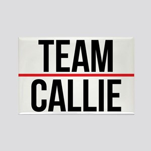 Grey's Anatomy: Team Callie Rectangle Magnet