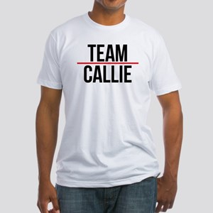 Grey's Anatomy: Team Callie Fitted T-Shirt