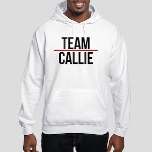 Grey's Anatomy: Team Callie Hooded Sweatshirt