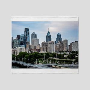 Philadelphia skylight the best Throw Blanket