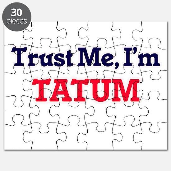 Trust Me, I'm Tatum Puzzle
