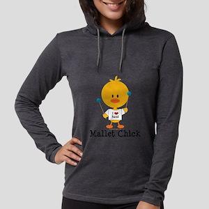 Mallet Chick Long Sleeve T-Shirt