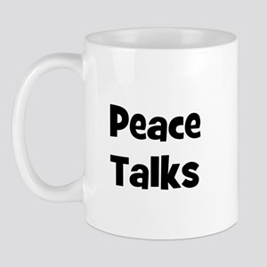 Peace Talks Mug