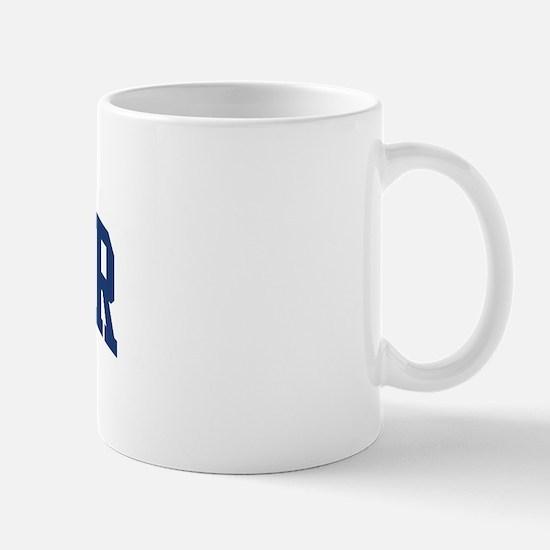 ESCOBAR design (blue) Mug