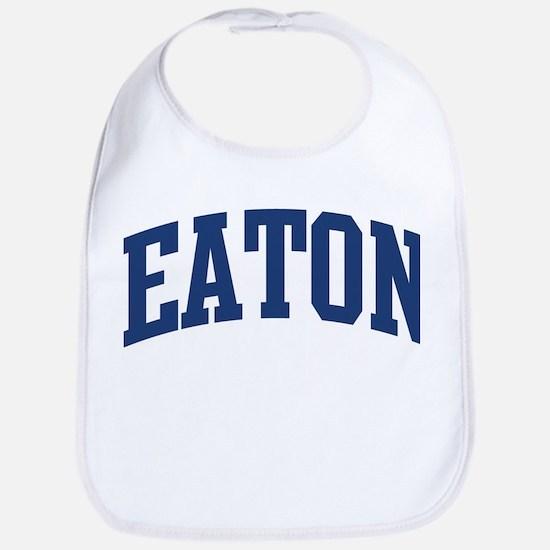 EATON design (blue) Bib