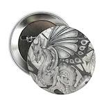 "Fairy Dragon 2.25"" Button (10 pack)"