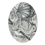 Fairy Dragon Keepsake (Oval)
