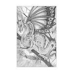 Fairy Dragon Poster Print
