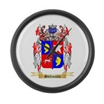Stefanutto Large Wall Clock