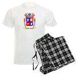 Stefanski Men's Light Pajamas