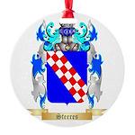Steeres Round Ornament