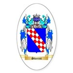Steeres Sticker (Oval 50 pk)