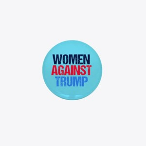 Women Against Trump Mini Button