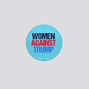 Women Against Trump Mini Button