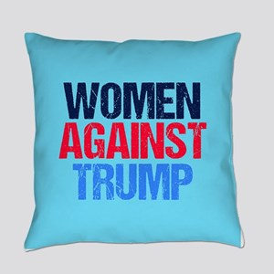 Women Against Trump Everyday Pillow