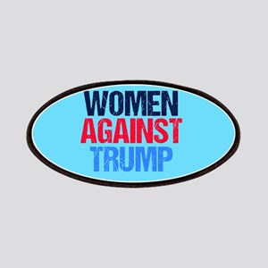 Women Against Trump Patch